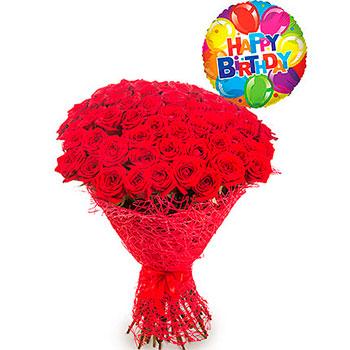 Bouquet Happy birthday