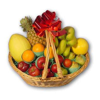 Fresh Fruit Basket #2