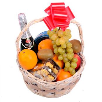 Fruit Gift Basket #2