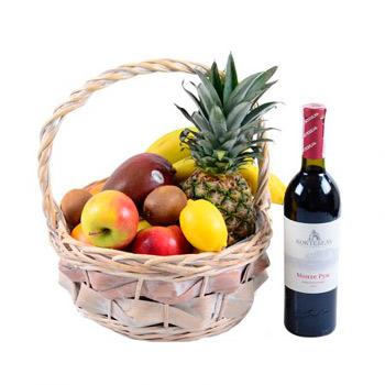 Fruit Gift Basket #3