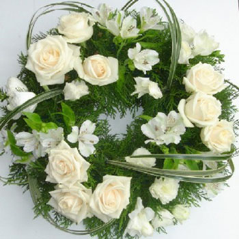 Beautiful Sympathy Flowers