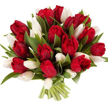 Romantic bouquet I Love