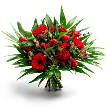Red Romance Bouquet