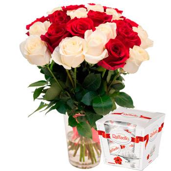"Bouquet ""Passionate Tango"""
