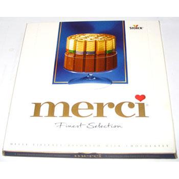 Merci Chocolate Box