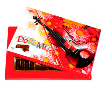 'Do-Re-Mi' Chocolate