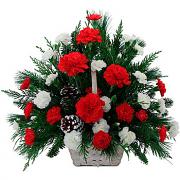 Christmas Tradition Basket