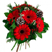 Bouquet Merry Christmas
