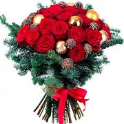 Bouquet Winter motive