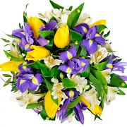 Bouquet Passionate feelings