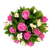 Rose & Freesia Bouquet