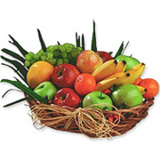 Fresh Fruit Basket #1