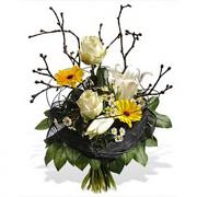 Elegant Farewell Sympathy Bouquet